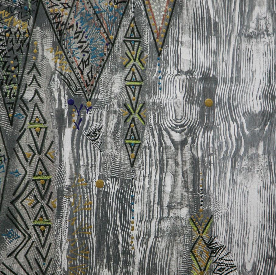 Door series A (close-up)